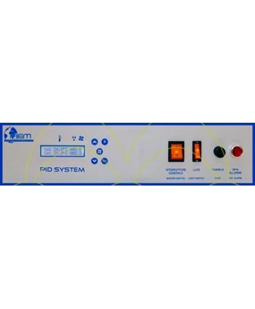 FIEM MG 1000S Maxi Pro - LCD Display: Painel de controlo com Sistema PID