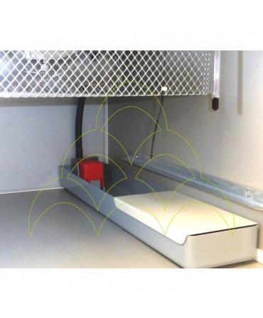 FIEM MG 140/200 Auto - LCD Display: Humidificador Automático