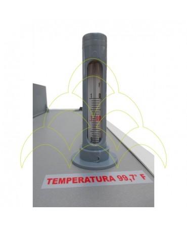 FIEM MG 140/200 Auto - LCD Display: Termómetro