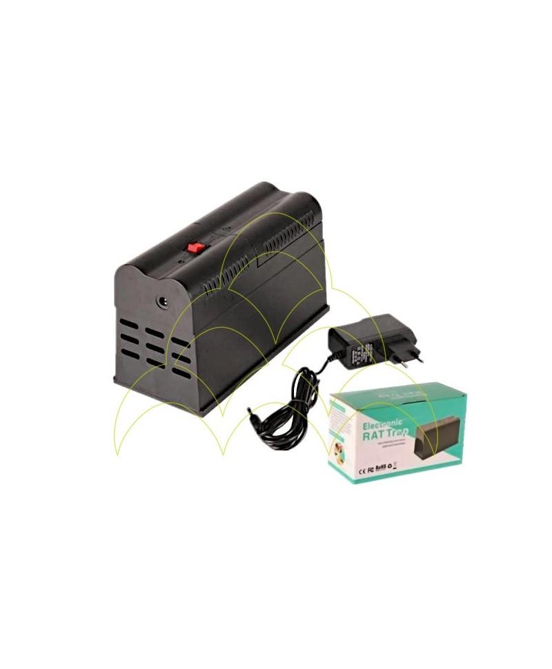 Ratoeira Electrónica - Com Transformador
