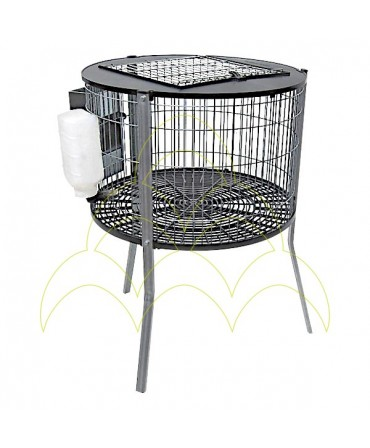 Cage - Round - For Male Rabbits