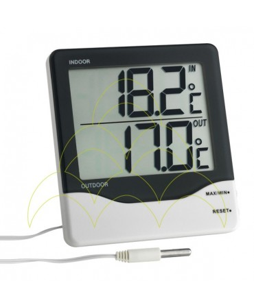 Thermometer - With Digital Display