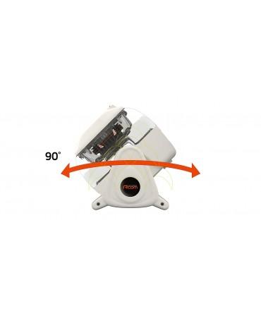 Rcom 20 King Suro Max: Motor de viragem automático