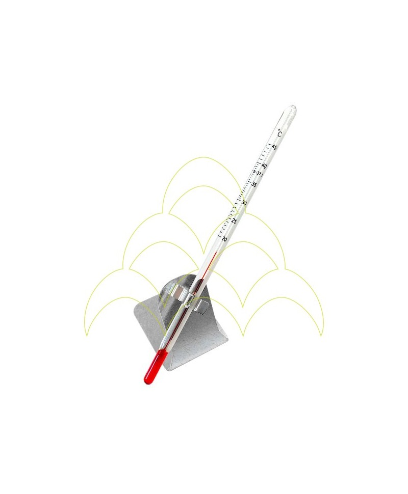 Termómetro Analógico - Com Suporte