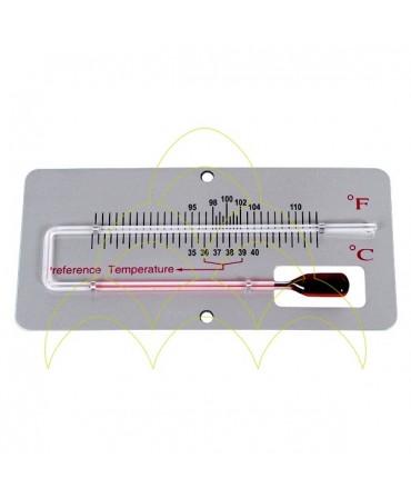 Termómetro em Chapa °C e °F
