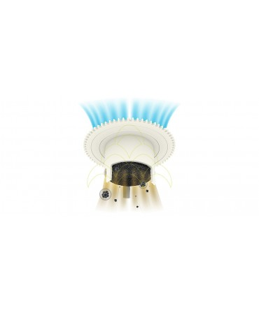 Rcom 10 ECO - Automática: Filtro de ar