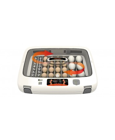 Rcom 50 Max: Automatic temperature and humidity control