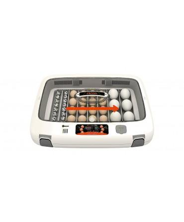 Rcom 50 Max: Automatic egg-turning function