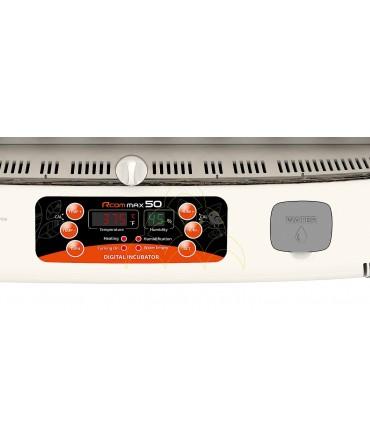 Rcom 50 Max: FND Display (Flexible Numeric Display)
