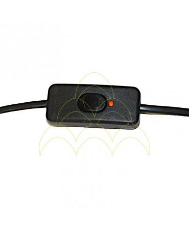 Placa de Aquecimento 35x35: Interruptor Ligar/Desligar