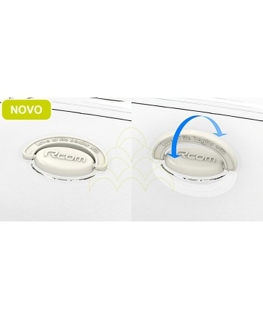 Rcom Pro 20 DO: Alça na janela de visualização