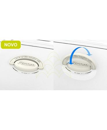 Rcom Max 20 DO - Com Kit de Rolos: Alça na janela de visualização