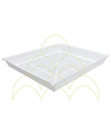 Rcom Maru 190 CT Deluxe: Tabuleiro universal para ovos
