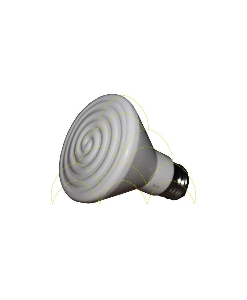 Lâmpada em Cerâmica - 60W