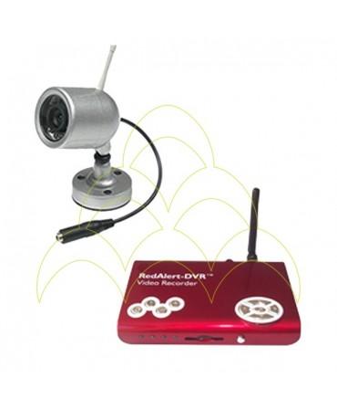 Kit Video-vigilância sem fios