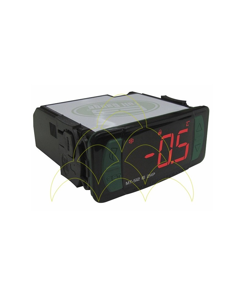 Termostato digital 512E