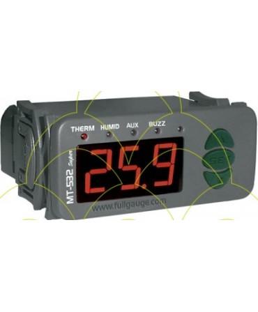 Controlador Temperatura , Humidade e Volteio MT-532 Super