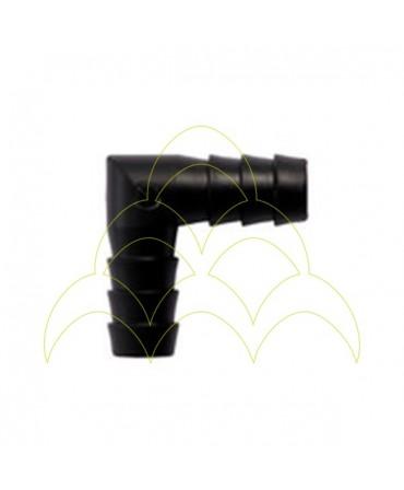 Curva Plástico - 12mm