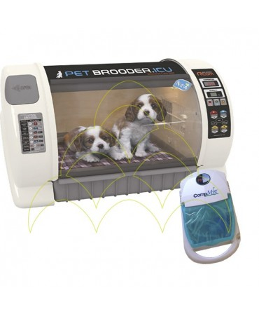 PACK - PET Brooder Neb + Nebulizador
