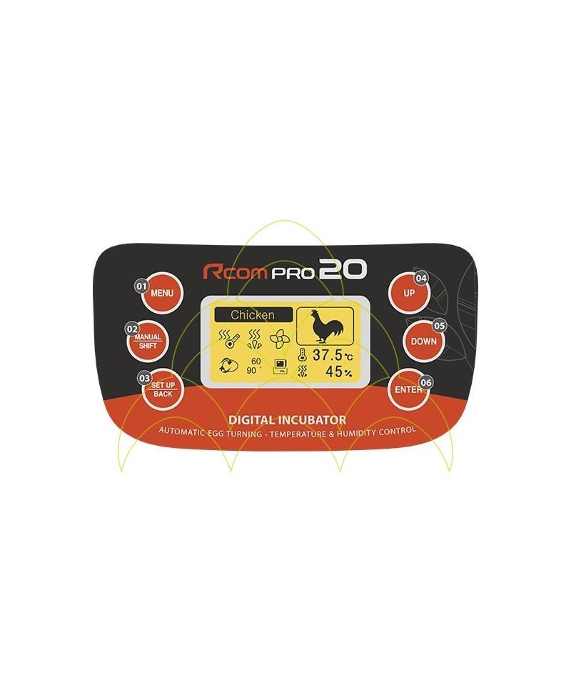 Rcom Pro 20