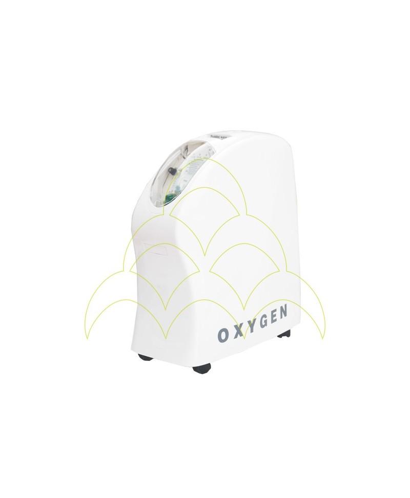 Concentrador de Oxigénio e Nebulizador - 5L